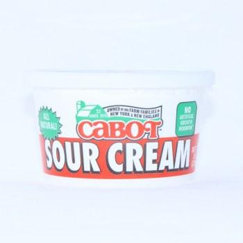 Cabot Sour Cream 8oz