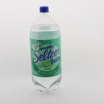 Cannfield's Lime Seltzer
