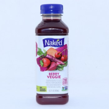 Naked Berry Veggie Juice
