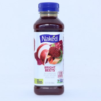 Naked Bright Beets