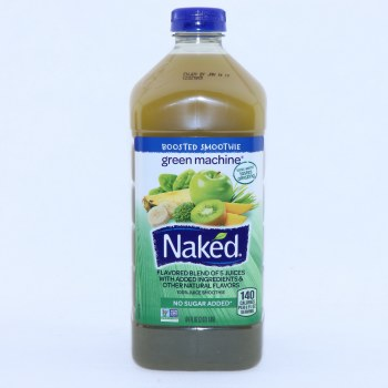 Naked Green Machine