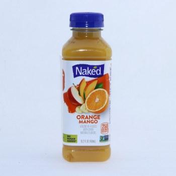 Naked Oj + Mango Juice