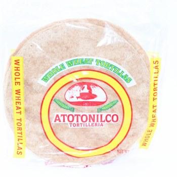 Atotonilco Whole Wheat Tortillas 18 oz