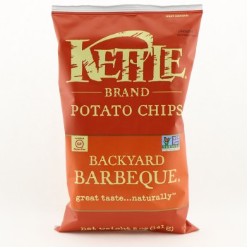 Kettle Bbq Potato Chips