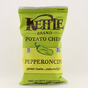 Kettle Pepperoncini chips 5 oz