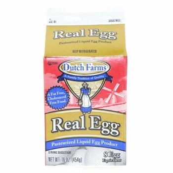 Dutch Farms Real Egg Liquid