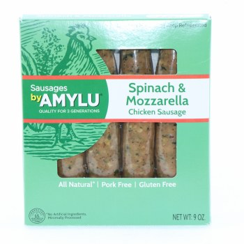 Amylu Spinach Mozzarella