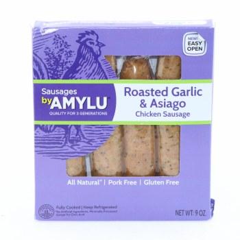 Amylu Roasted Garlic Asiago