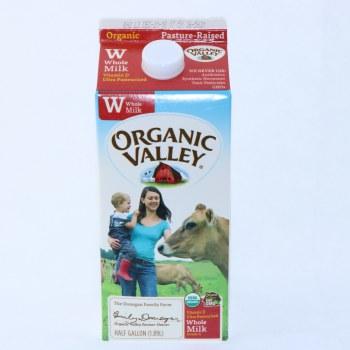 Ov Whole Milk