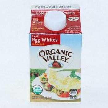 Organic Valley Egg Whites