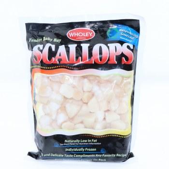 Wholey Scallops
