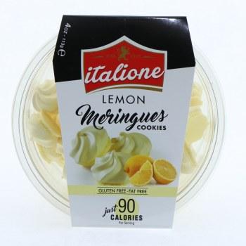 Italiione Lemon Meringues Cookies  20.3 oz