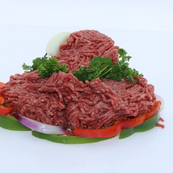 Ground Beef Great for Burgers Meatballs or Lasagna  1 lb