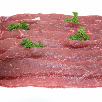 Bottom Round Steak Great for Pan Searing or Grilling  1 lb