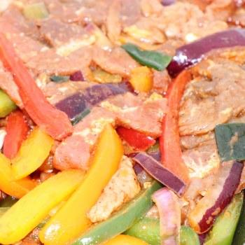 Beef Fajitas Already Seasoned Just Sear and Enjoy  1 lb
