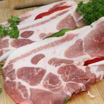 Pork Butt Steak