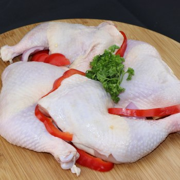 Chicken Leg Quarters Great for Baking in the Oven