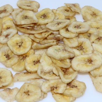 Banana Chips 16 oz