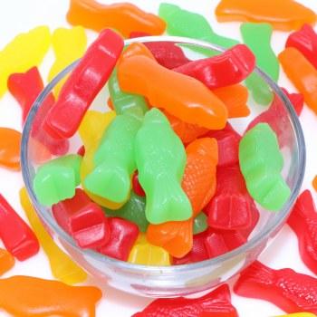 Gummy Fish  16 oz