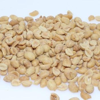 Roasted Salted Peanuts  16 oz