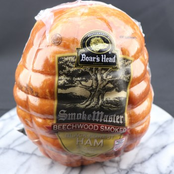 Boars Head Beechwood Smoked Black Forest Ham  1 lb