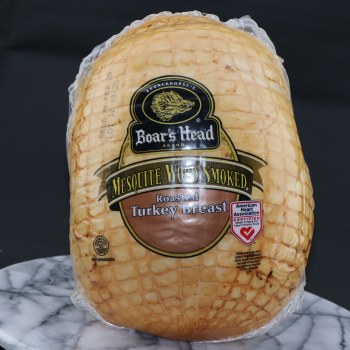 Boars Head Mesquite Roaste Turkey Breast  1 lb