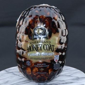 Boars Head Maple Glazed Honey Coated Turkey Breast  1 lb