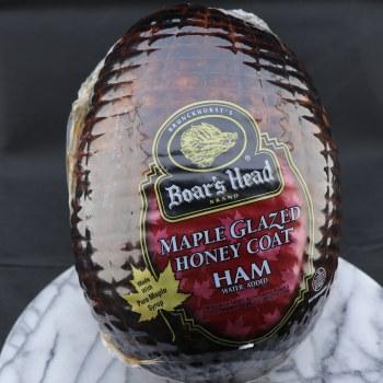 Boars Head Maple Glazed Honey Coated Ham  1 oz