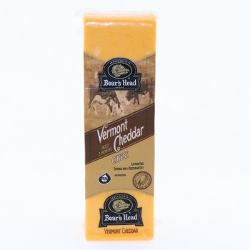 Boars Head Vermont Cheddar Cheese
