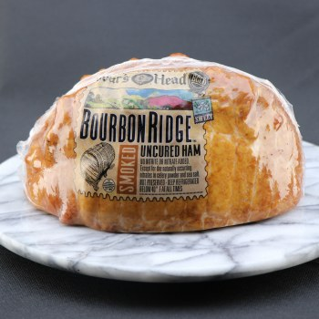 Boar's Head BourbonRidge Uncured Smoked Ham  1 oz