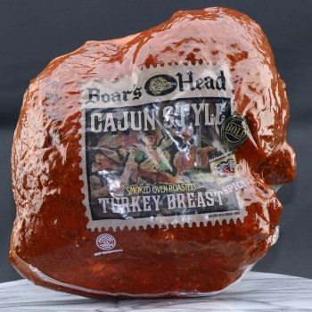 Boars Head Cajun Style Turkey Breast  1 lb