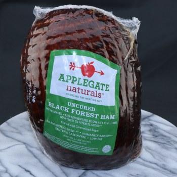 Applegate Naturals Uncured Black Forest Ham  1 lb