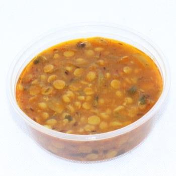 Indian Style Lentils Fried Dal 8oz.