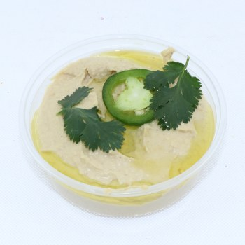 Hummus With Jalapeno