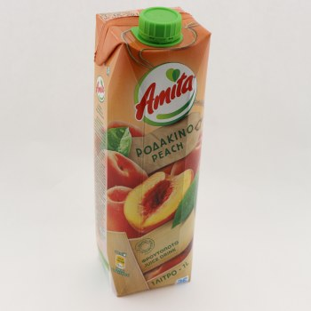 Amita Peach Juice