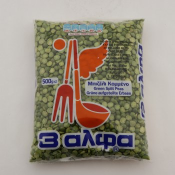 3a Green Split Peas