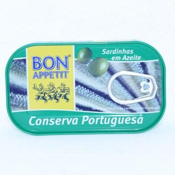 Bon Appetit Sardines in Olive Oil 4.23 oz
