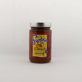 Frontera Chipotle Hot Sauce Roasted Tomatillo  and  Garlic 16 oz