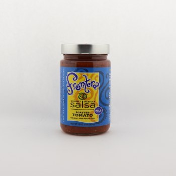 Frontera Roasted Tomato Cilantro & New Mexico Chile Salsa Mild 16 oz