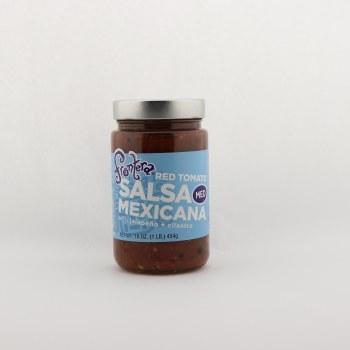 Frontera Red Tomato Medium Salsa With Jalapeño & Cilantro 16 oz
