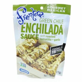 Frontera Green Enchilada Sauce