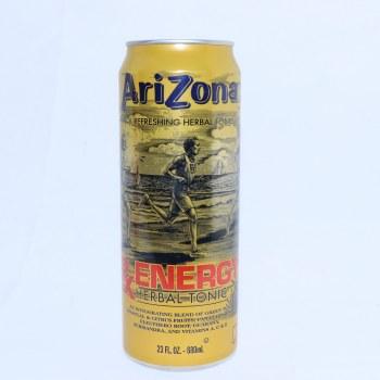 Arizona RX Energy Herbal Tonic Drink, 23 FL. oz 23 oz