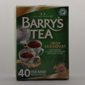 Barry's Tea Irish breakfast Tea 4.4 oz