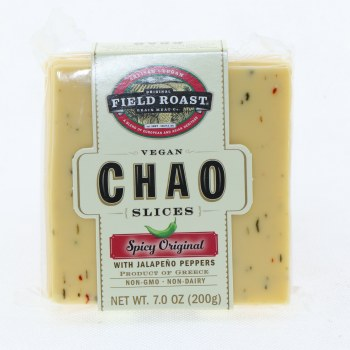Field Roast Chao Spicy