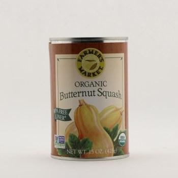 Farmer's Market Organic Butternut Squash 15 oz