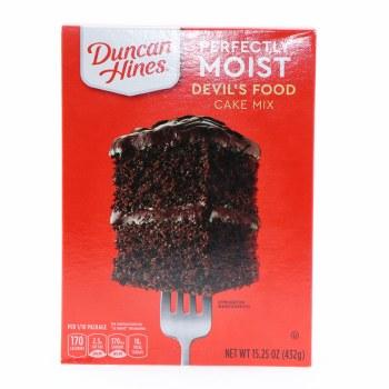 Duncan Hines Devils Foods 15.25 oz