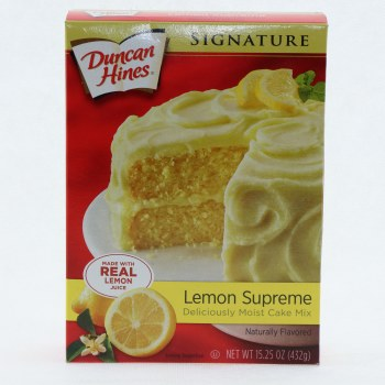 Duncan Hanes Lemon Supreme 15.25 oz