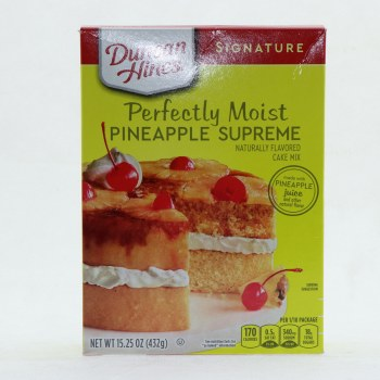 Dh Pineapple Cake