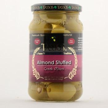 Tassos Almond Stuffed