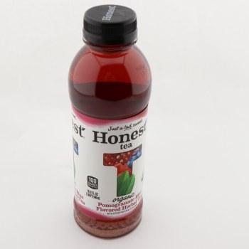 Honest Tea Pom Blue